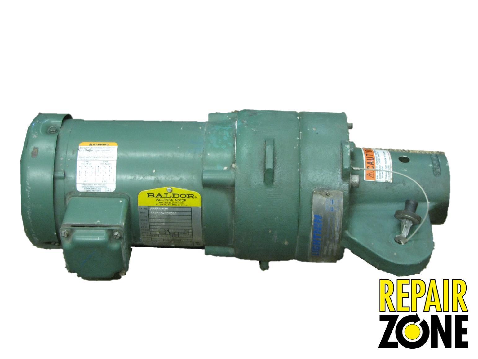 271786psp Baldor Pump Motors Remanufactured Ebay