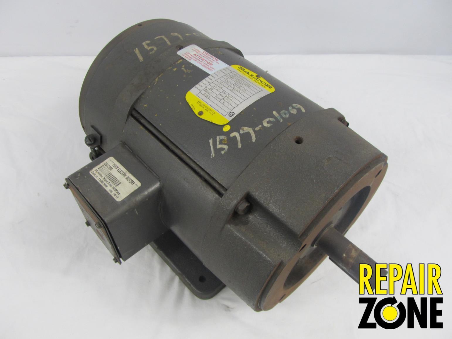 Cd7502 Baldor Dc Motors New Ebay