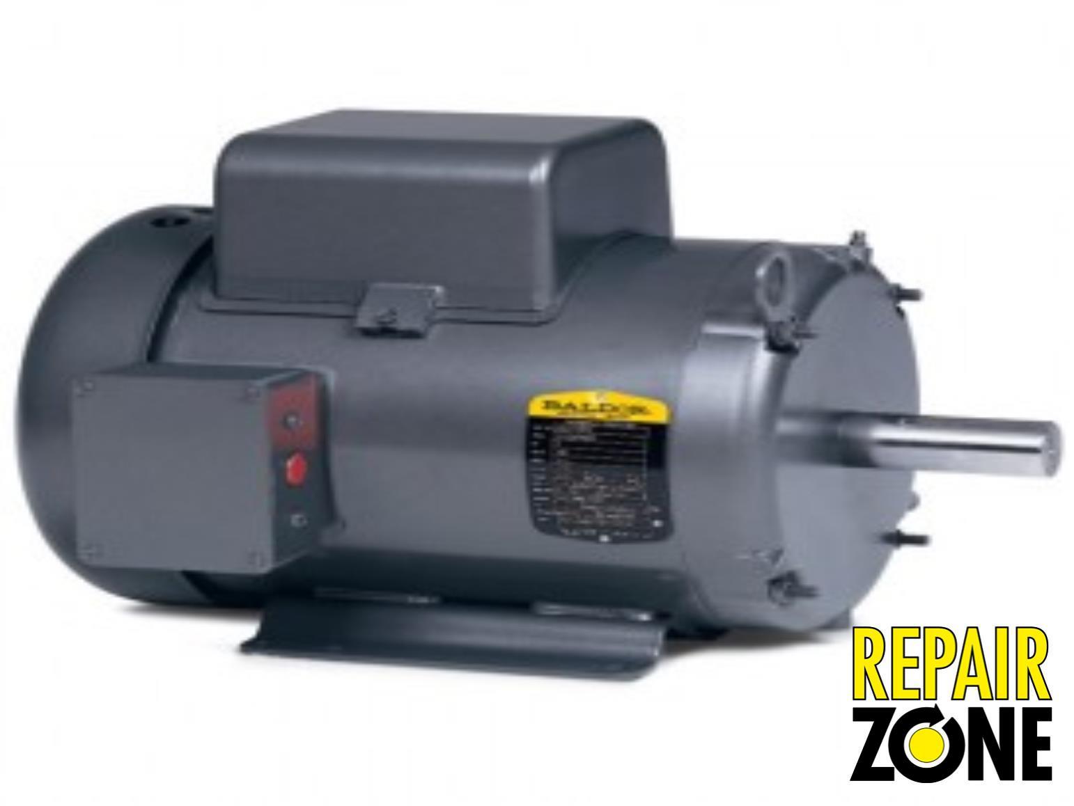 L3401 Baldor Single Phase Motor Liquidation Ebay