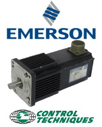 Emerson Servo Motor Repair