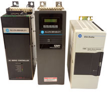 Allen Bradley Servo Drives at great prices, with warranty, from Repair Zone