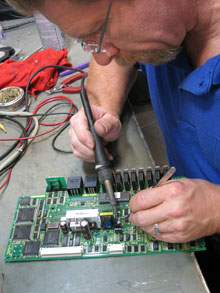 Servo Electronics Repair