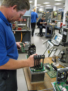 Fast, Reliable Industrial Electronics Repair