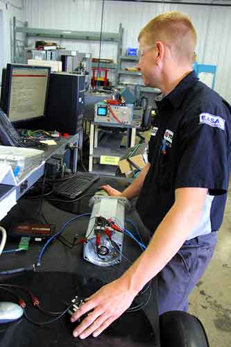 Full Servo Motor Repair at Repair Zone