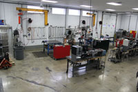New Servo Motor Repair Lab at Repair Zone