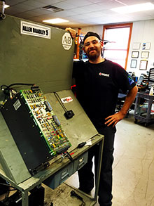 Saved By 'The Gringo':  A Story About a Drive Tech at Repair Zone