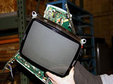 Dangers of Repairing a CRT Monitor