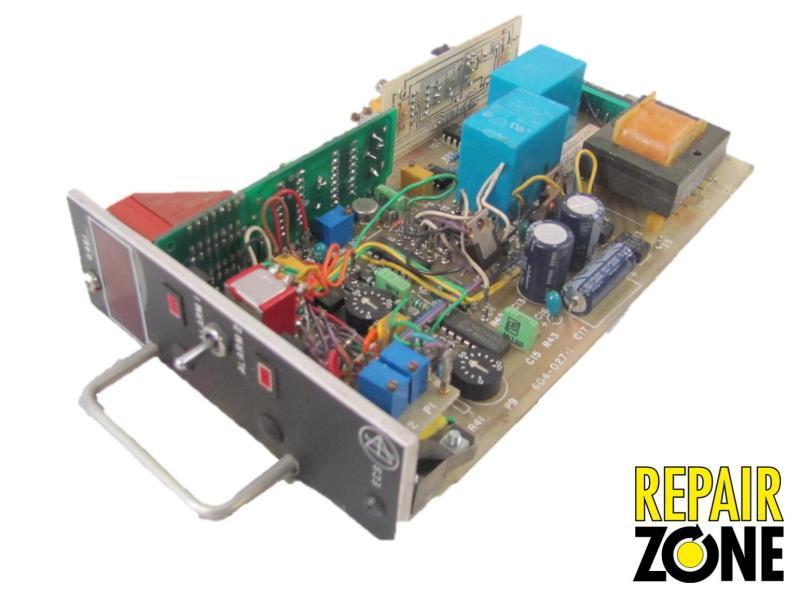 6461 control techniques repair exchange remanufactured for Zone damper motor repair
